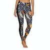 Hurley Quick Drying Floral Surf Womens Leggings - Black