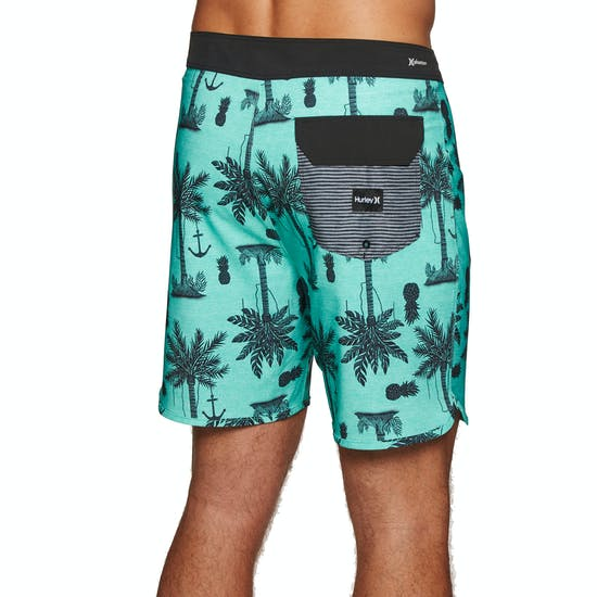 Hurley Phantom Asylum 18in Mens Boardshorts