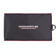 Quilla Ocean and Earth Longboard Fin Pouch for 2 Sets of