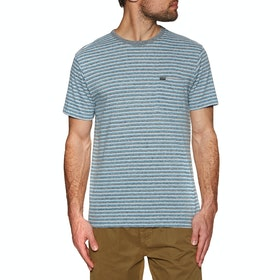 Vissla Banyan Kurzarm-T-Shirt - Dark Denim