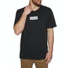 Hurley Premium One And Only Small Box Short Sleeve T-Shirt - Light Carbon