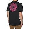 Hurley Wormhole Short Sleeve T-Shirt - Black