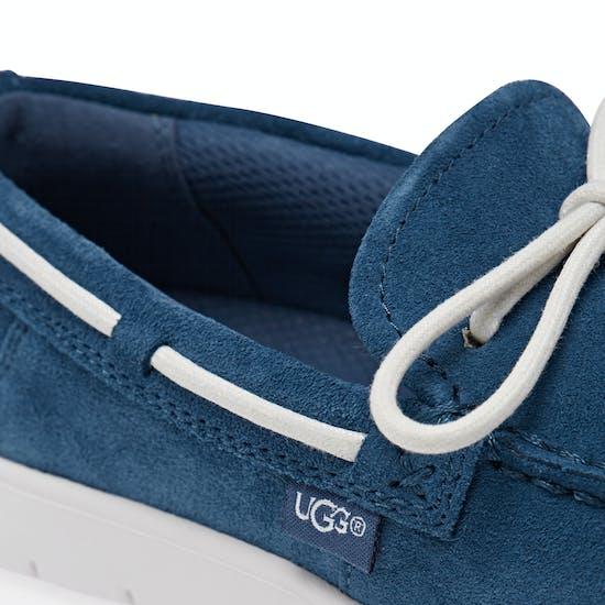 UGG Beach Moc Slip on Kids Shoes