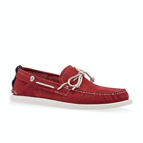 Dress Shoes UGG Beach Moc - Samba Red