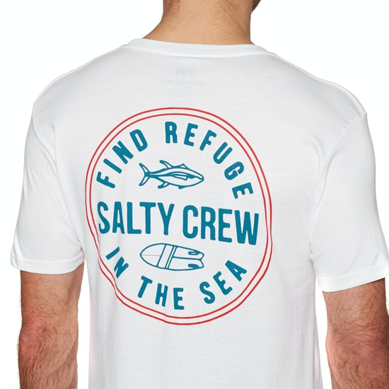 Salty Crew Twin Fin Short Sleeve T-Shirt