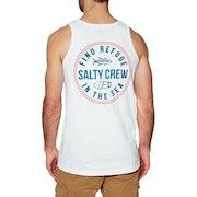 Salty Crew Twin Fin Tank Vest