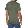 Jack Wolfskin Rebel Short Sleeve T-Shirt - Woodland Green
