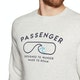 Jersey con capucha Passenger Clothing Heelside