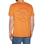 Camiseta de manga corta Passenger Clothing Longrun