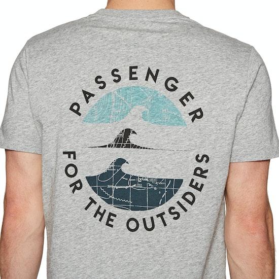 Camiseta de manga corta Passenger Clothing Rickshaw