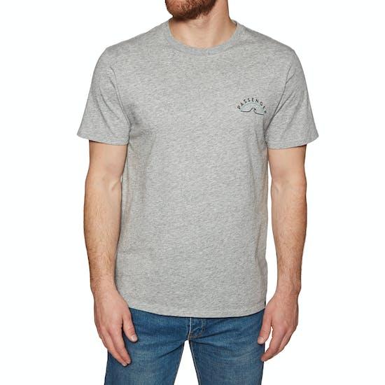 Passenger Clothing Rickshaw Short Sleeve T-Shirt