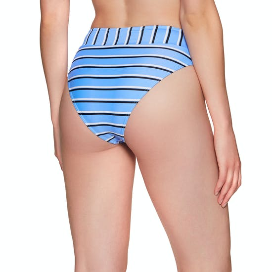 Sisstrevolution Line Up High Hip Swim Bikini Bottoms