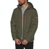 Mons Royale Rowley Insulation Hood Snow Jacket - Olive