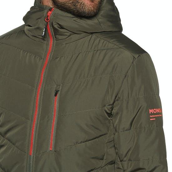Mons Royale Rowley Insulation Hood Snow Jacket