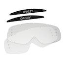 Oakley O Frame 2pk Roll Off Lens And Mud Visor Kit Линза для защитных очков мотоциклиста