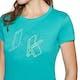 T-Shirt à Manche Courte Femme Jack Wolfskin Ocean