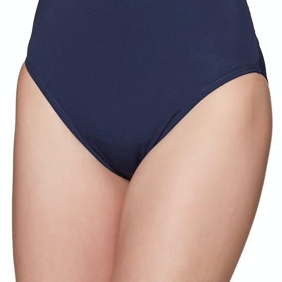 Nike Swim Poly Solids Racerback Womens Swimsuit