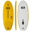 Ocean and Earth The Bug Twin Fin Surfboard - Orange
