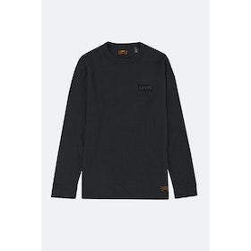 Levi's Skate Graphic L S T-Shirt - Black Core Batwing