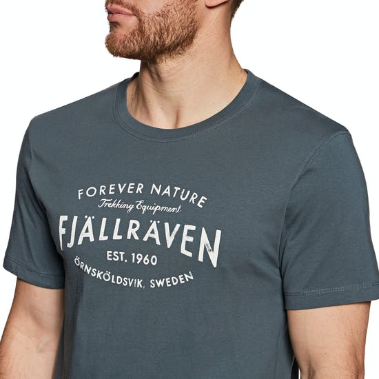 Camiseta de manga corta Fjallraven Est. 1960