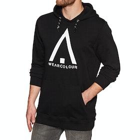 Wear Colour Wear Pullover Hoody - Black