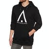 Wear Colour Wear Pullover Hoody - Black