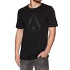 Wear Colour Wear Short Sleeve T-Shirt - Black