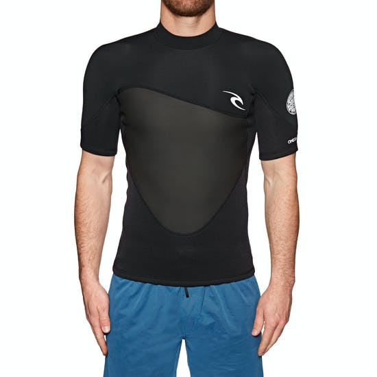 Wetsuit Jacket Rip Curl Omega 1.5mm Short Sleeve