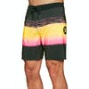Hurley Phantom Overspray 18 inch Boardshorts - Anthracite