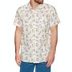 The Critical Slide Society Banandas Mens Short Sleeve Shirt