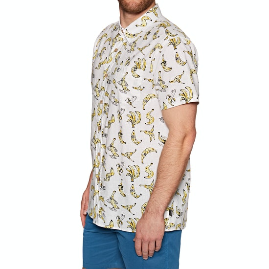 The Critical Slide Society Banandas Short Sleeve Shirt