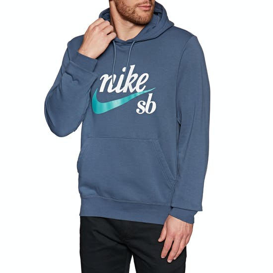 Pullover à Capuche Nike SB Washed Icon