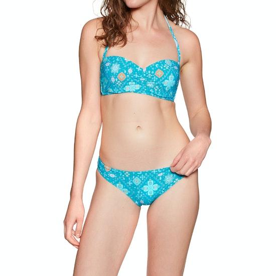 Seafolly Inka Gypsy Bustier Bandeau Bikini Top