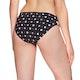 Seafolly Inka Gypsy Ruched Side Retro Bikini Bottoms