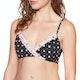 Seafolly Inka Gypsy Wrap Front Booster Bikini Top
