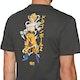T-Shirt à Manche Courte Primitive Super Saiyan Goku