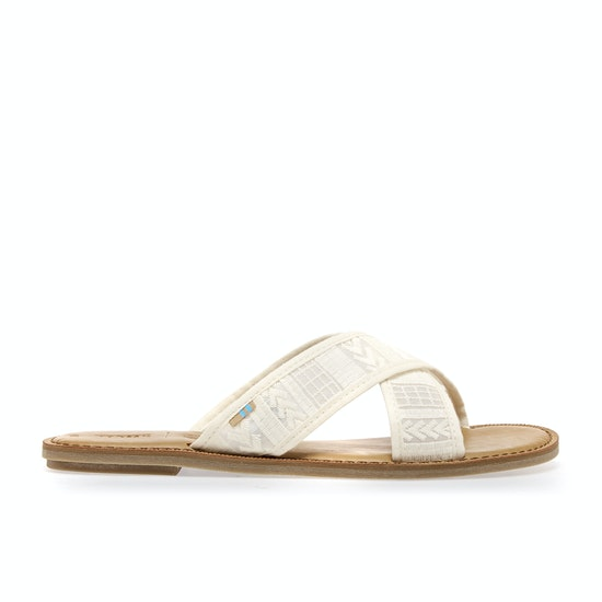 Toms Viv Oxford Womens Sandals