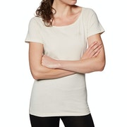 North Face Raglan Simple Dome Dames T-Shirt Korte Mouwen
