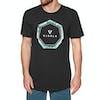 Vissla Header Vintage Wash Short Sleeve T-Shirt - Phantom