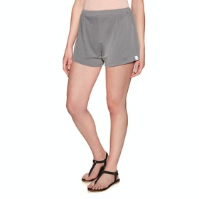 Shorts de playa Mujer Sisstrevolution Lazy Dunes - Charcoal