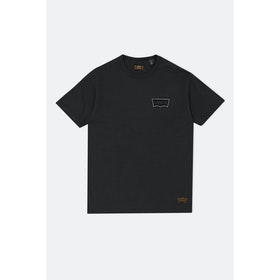Levi's Skate Graphic S S T-Shirt - Black Core Batwing