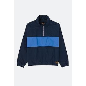 Levi's Skate Quarter Zip Sweatshirt - Navy Blazer