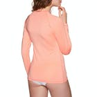 Rip Curl Sunny Rays Relaxed Long Sleeve Ladies Rash Vest