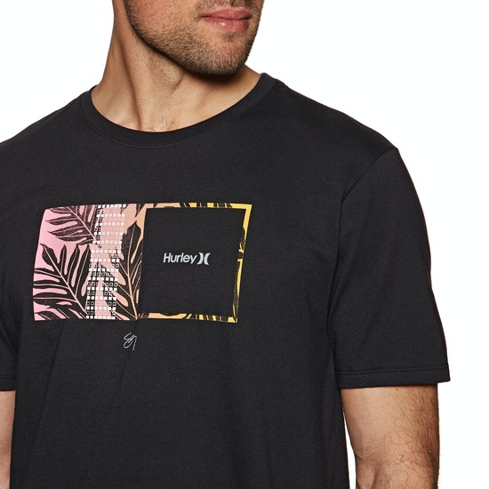 Hurley Sigzane Moorea Short Sleeve T-Shirt