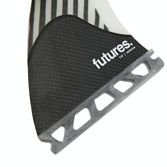 Futures Firewire Honeycomb Thruster Fin