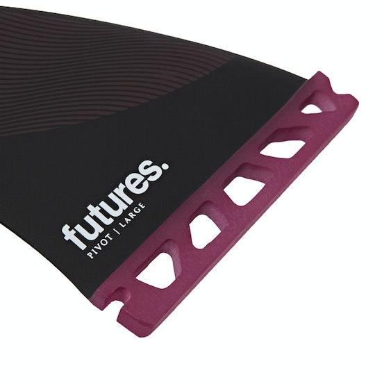 Futures P8 Legacy Thruster Fin