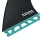 Futures R8 Legacy Thruster Fin
