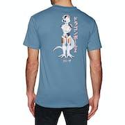 Camiseta de manga corta Primitive Frieza Mecha