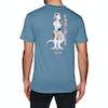 Camiseta de manga corta Primitive Frieza Mecha - Slate
