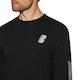 Chrystie Race C Logo Langarm-T-Shirt